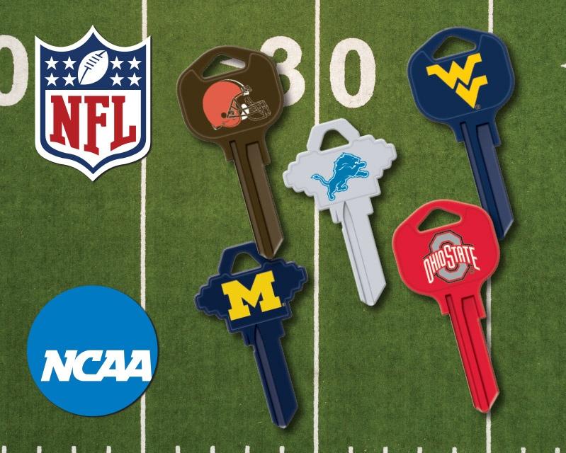 #3 NFL & NCAA Regional Keys