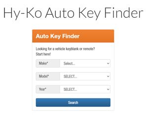 auto key finder image