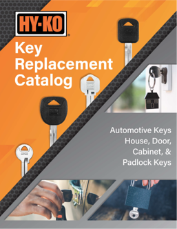 key replacement catalog