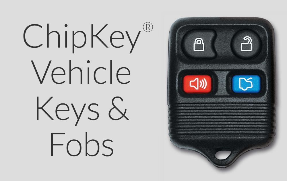 Chip Keys & Fobs