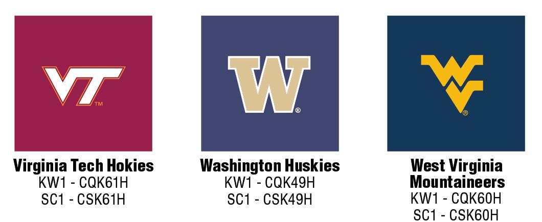 NCAA Logos