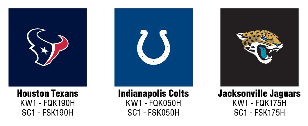 NFL Logos