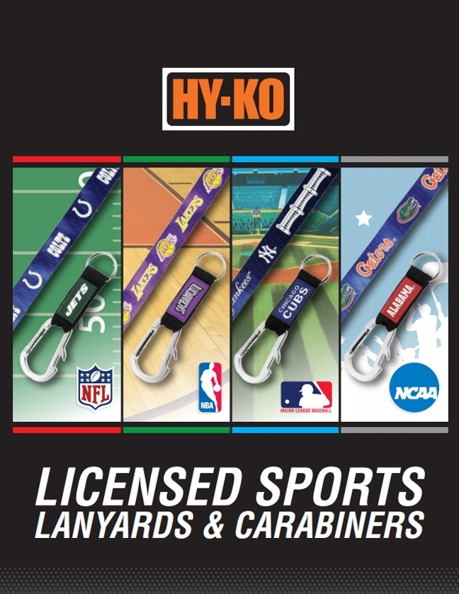 Key Accessories Sports Lanyard